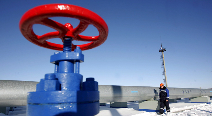 gazprom Frig plus gaz egal money