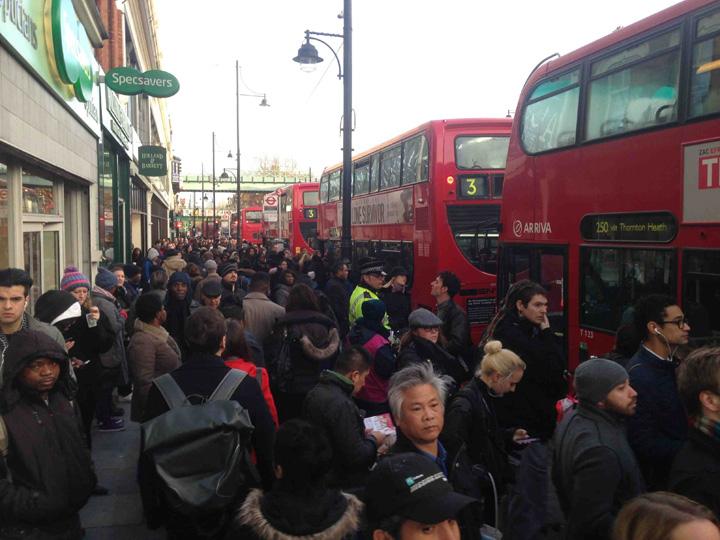 greva 6 Londra, paralizata de greva de la metrou