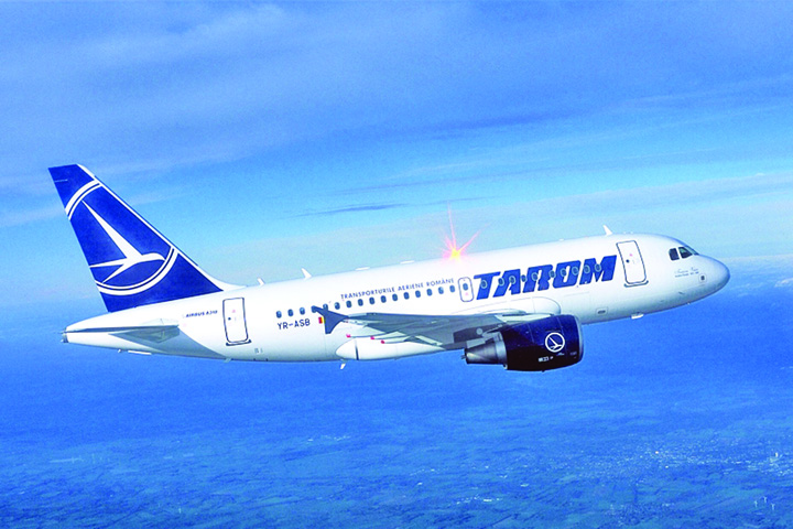 in zbor TAROM isi arunca avioanele la fier vechi!