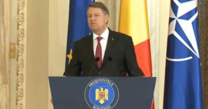 ioh Prima reactie a lui Dragnea, dupa discursul lui Iohannis de la investirea Guvernului