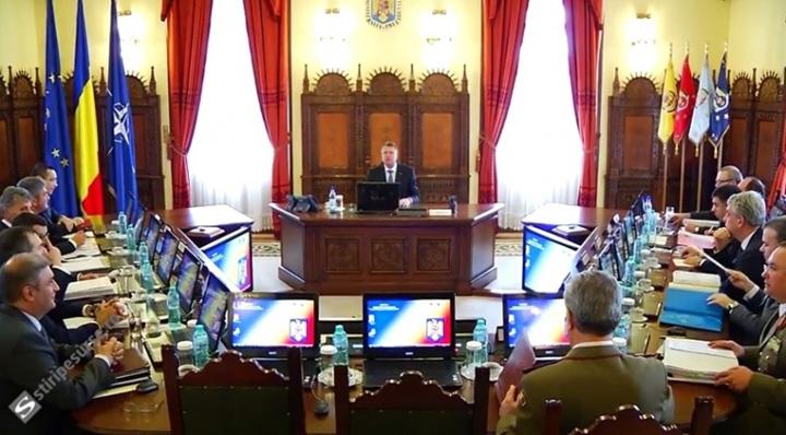 iohannis CSAT CSAT a permis serviciilor sa incalece Justitia