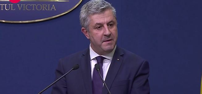 iordache Demisie. Florin Iordache renunta la sefia Ministerului Justitiei