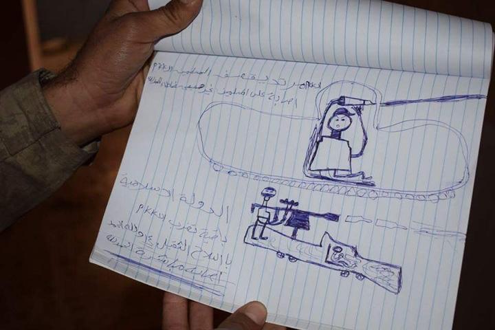 "isis4 Ce ""lectii"" preda ISIS ""copiilor Califatului"""
