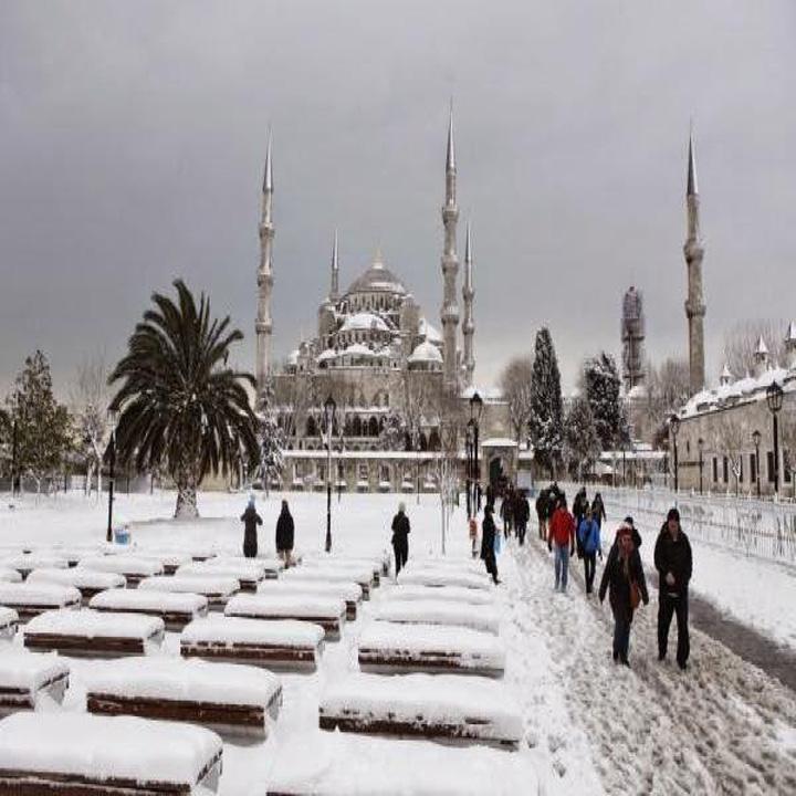 istanbul Val de frig mortal in Europa
