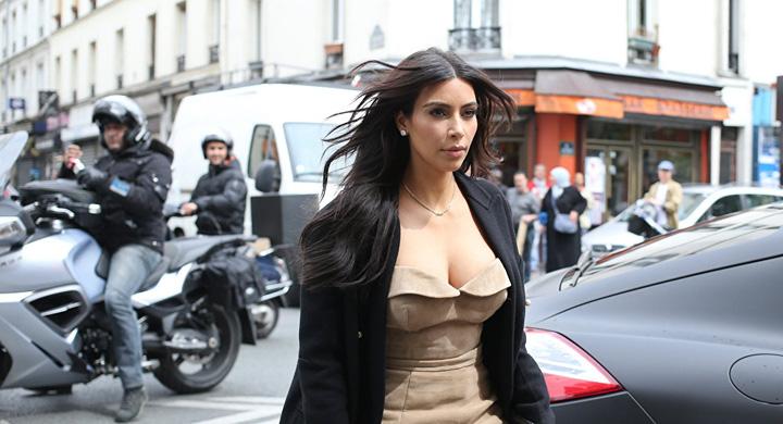 kardashian Kim Kardashian, jefuita de o banda de mosnegi