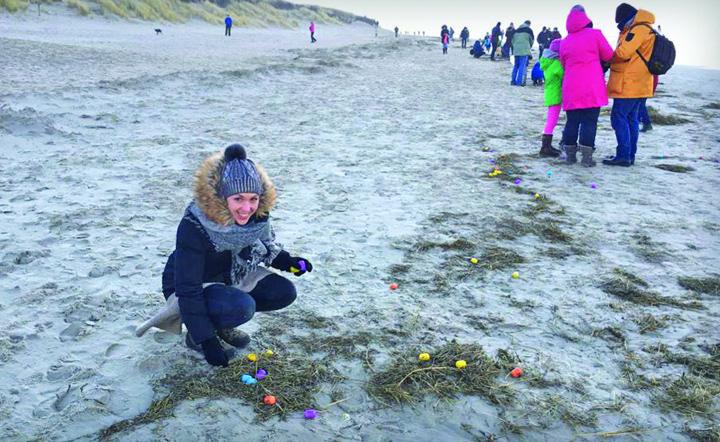 kinder 2 Sute de mii de oua Kinder, naufragiate pe o plaja din Germania!