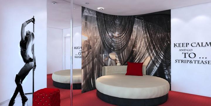 live cam striptease  1 Romania are cel mai mare studio de videochat din lume