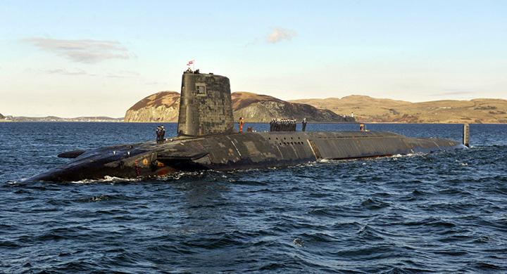 londra O racheta nucleara britanica s a indreptat spre SUA