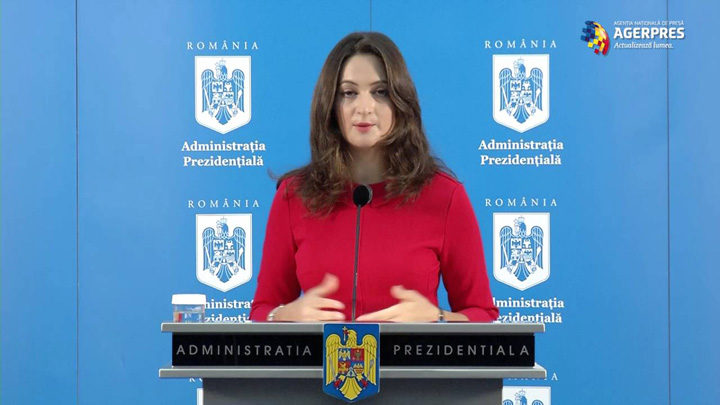 madalina dobrovilschi Dragnea ii da cu Parlamentul in cap lui Iohannis
