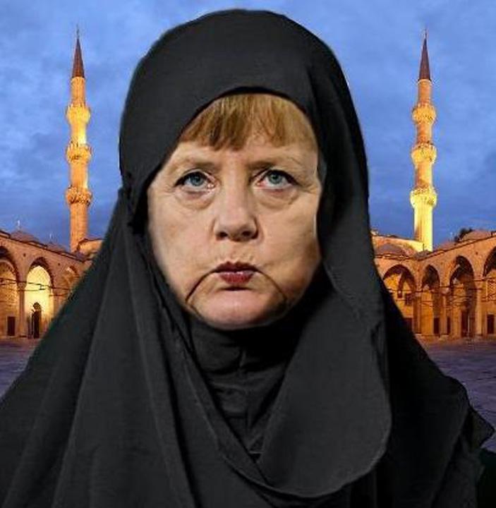 merkel Trump pune Europa pe jar