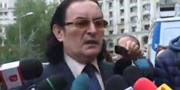 miron Miron Cozma a ajuns la Parchet: Sunt victima la CEDO si inculpat aici. E de rasul lumii