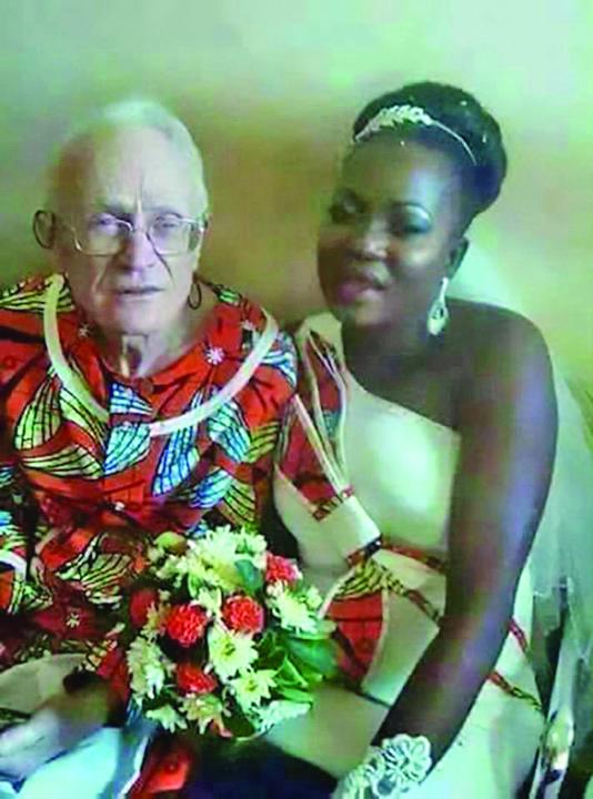 nunta S a maritat cu unul putred. Putred de bogat