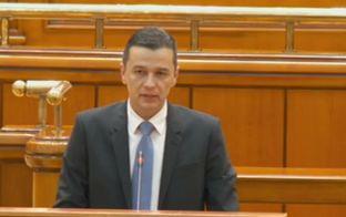 prim ministru Guvernul Grindeanu a fost votat in Parlament