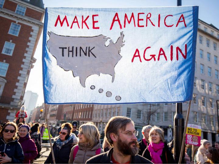 proteste 4 Fantoma lui J. Edgar Hoover bantuie visul american