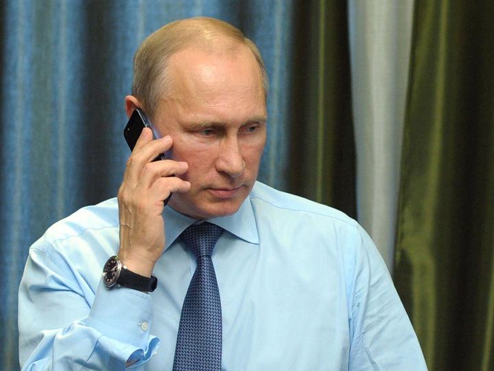 """putin4 Rusia si SUA, de acord pentru """"dezvoltarea relatiilor de la egal la egal"""""""