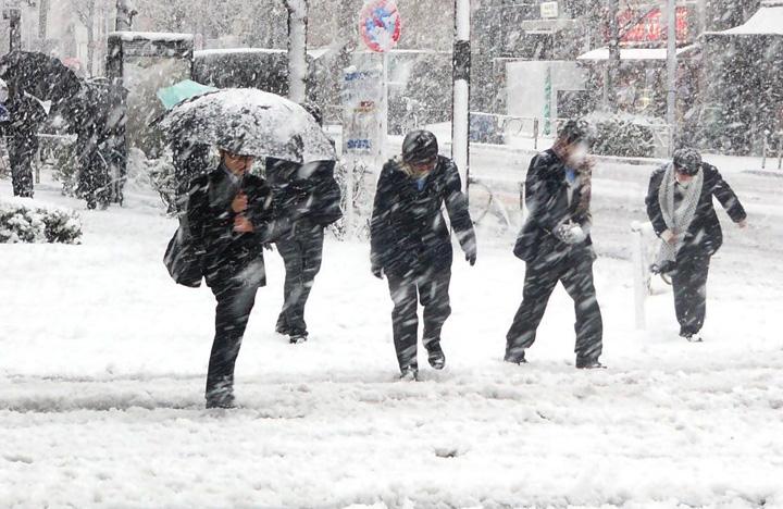 romania Val de frig mortal in Europa