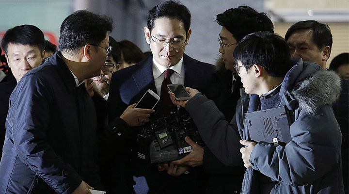 samsung Mostenitorul Samsung, audiat intr un dosar de coruptie