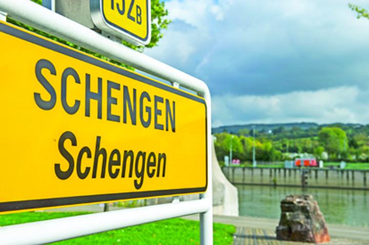 schengen Bulgaria in Schengen, Romania ba!