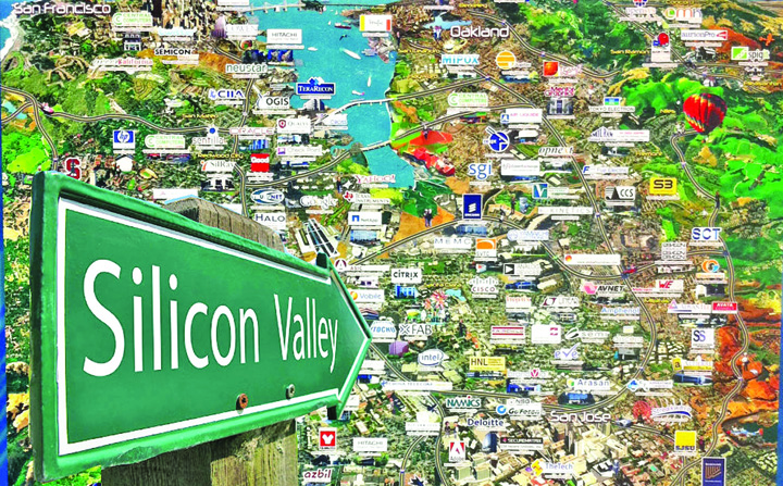 silicon valley Bogatatii planetei se pregatesc de Apocalipsa