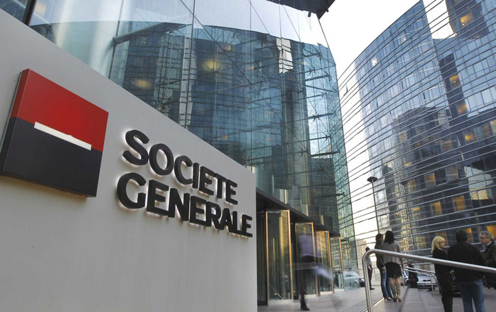 societe generale1 Banca detinatoare a BRD, sanctionata cu 50 de milioane de dolari!