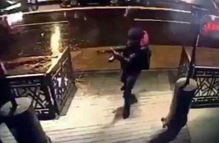 terorist Teroristul din Reina, inca liber