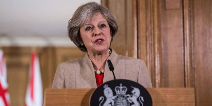 theresa may Theresa May scoate planul pentru Brexit