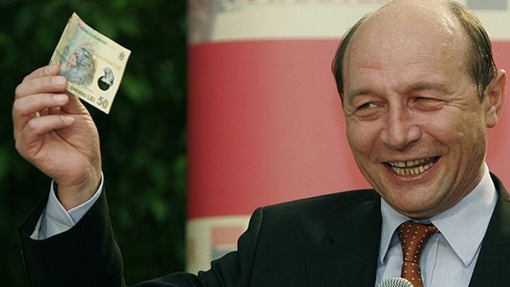 traian basescu  Traian Basescu s a lasat de agricultura