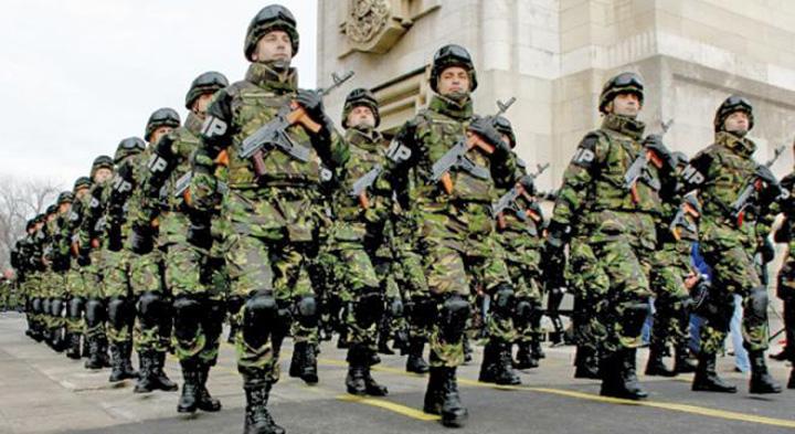 trezervisti Se mareste Armata