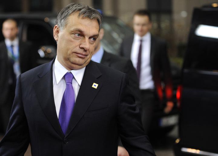 viktor orban hungary 2012 03 13 Ungaria incepe vanatoarea ONG urilor sustinute de Soros