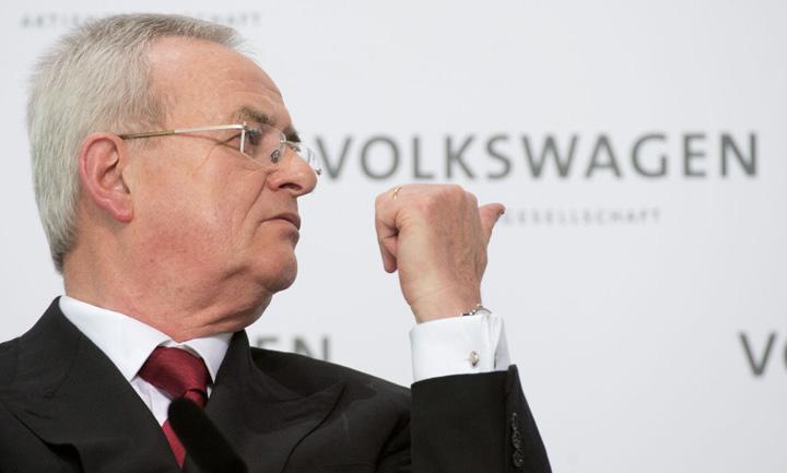 vw Pensie de 3100 de euro pe zi pentru fostul boss al VW