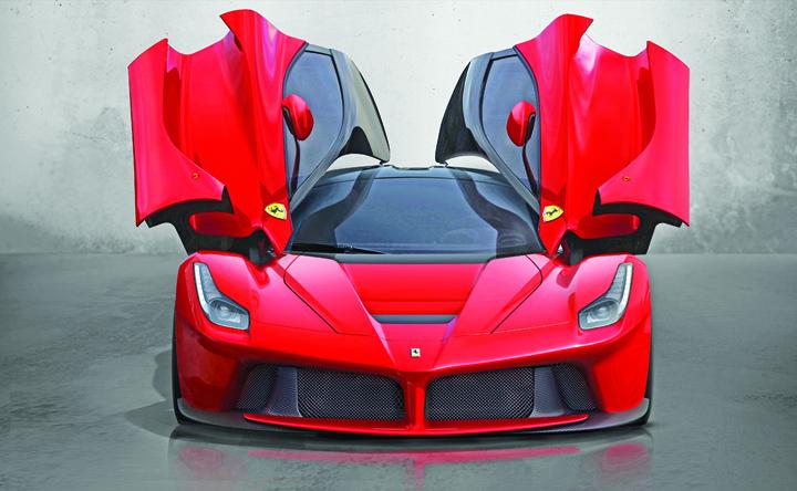 150069 car1 Au facut o si pe asta: Ferrari si Lamborghini false!
