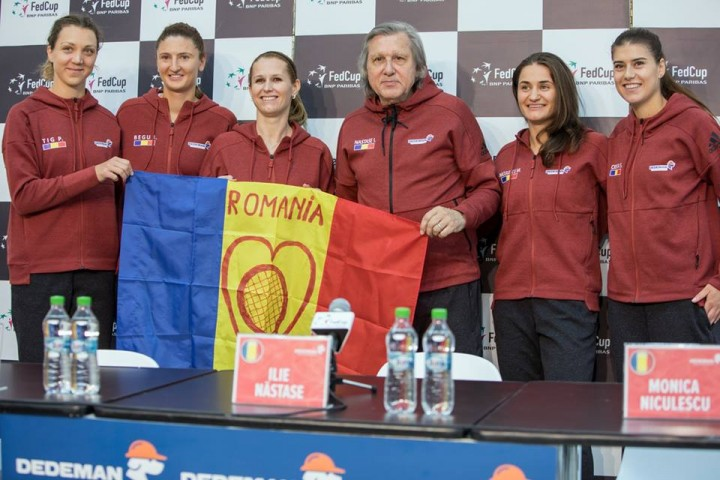 16602945 1647991761884801 3535343777087365038 n fed cup 720x480 FED CUP Romania Belgia. S a stabilit programul meciurilor din acest week end!
