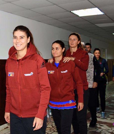 16711774 1384075114997692 888324185737327014 n fed cup FED CUP: Romania a pierdut in fata Belgiei. Irina a incercat, dar n a reusit sa obtina un prim punct pentru echipa
