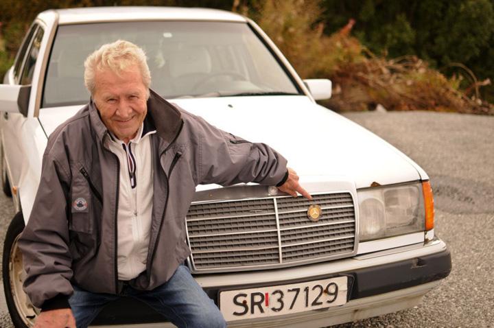 "61230033 1 Cum arata un Mercedes, ""calarit"" 3,4 milioane de km!"