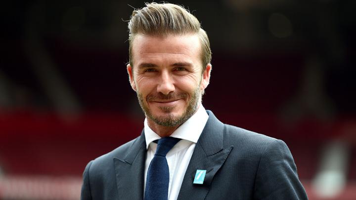 Becham David Beckham, santajat pentru un milion de euro!