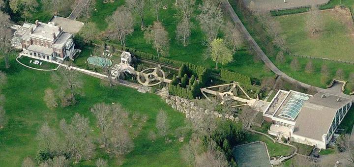 "Bedford New York 1 Asa arata ""casa"" de vacanta a miliardarului George Soros"