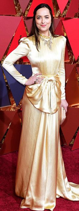 Dakota Johnson 1 Romanisme la Oscar