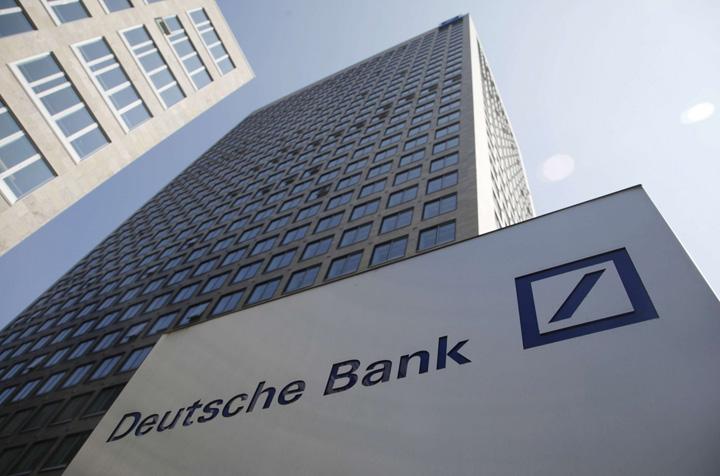 Deutsche Bank Deutsche Bank, din scandal in scandal