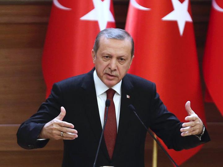 Erdogan 2 Erdogan, dezlantuit impotriva Germaniei!