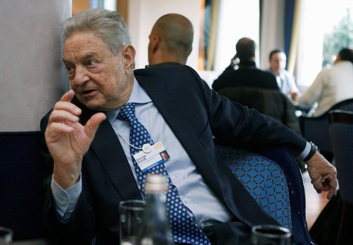 George Soros Congresul American a pus tunurile pe Soros