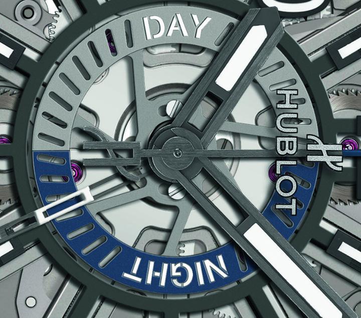 Hublot Big Bang UNICO GMT 7 Hublot Big Bang Unico GMT, un ceas care se comporta ca un telefon