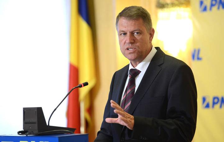 Klaus Iohannis Iohannis moare de ingrijorare