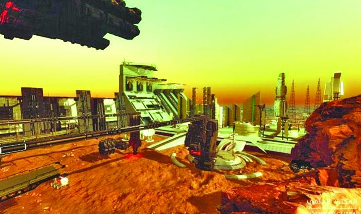 Marte Emirii se muta pe Marte