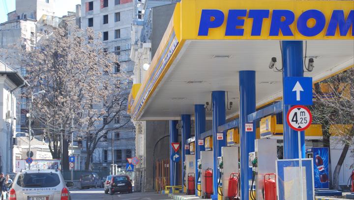 Petrom Auchan intra in benzinariile Petrom