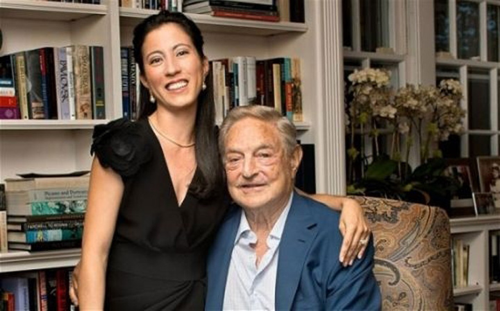 "Soros nevasta Asa arata ""casa"" de vacanta a miliardarului George Soros"