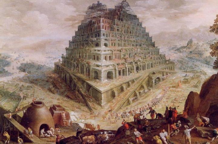"""Turnul Babel Apocalipsa America """"Marelui Babilon"""" va fi distrusa nuclear"""