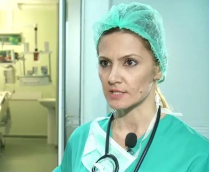 a lui Oprescu Iubita lui Sorin Oprescu, instalata la Spitalul Universitar