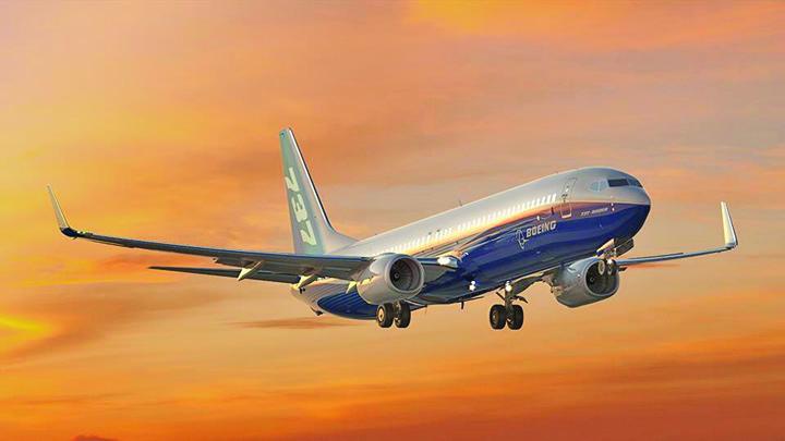 avion 1 Guvernul si presedintia isi trag Boeing de lux!