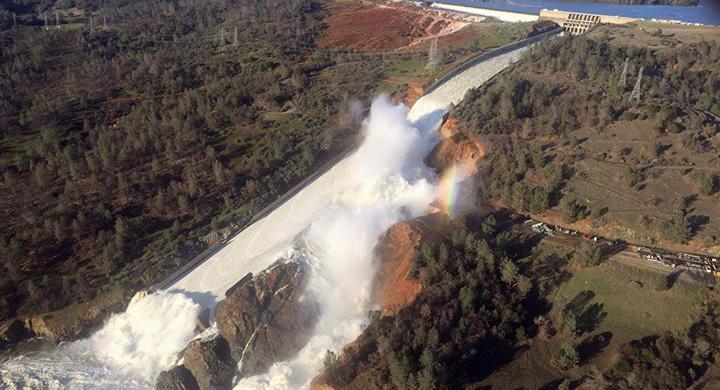 baraj 1 Se rupe cel mai inalt baraj din SUA!