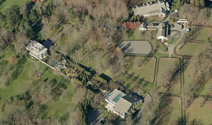 """bedford 4 Asa arata """"casa"""" de vacanta a miliardarului George Soros"""